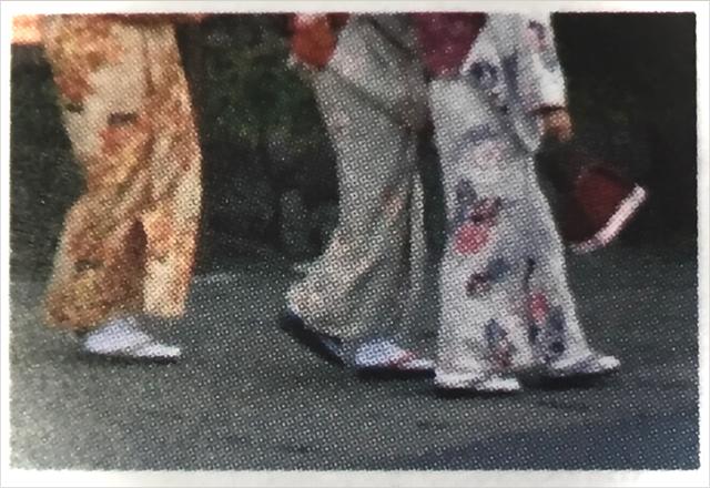春のプチ遠足 着物で日本料理と銀座巡り